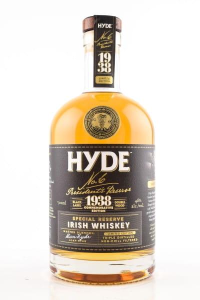 Hyde No. 6 President's Reserve 46%vol. 0,7l