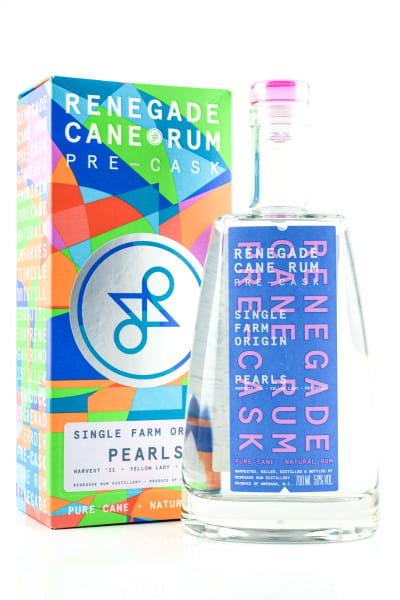 Renegade Can Rum - Pre-Cask Pearls Pot Still 50%vol. 0,7l