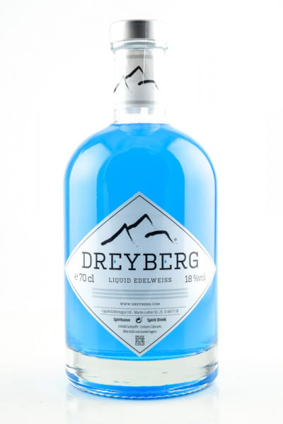Dreyberg Liquid Edelweiss 18%vol. 0,7l