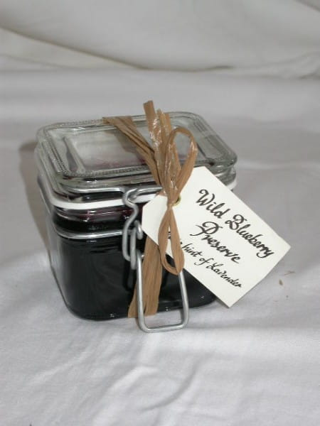 Wild Blueberry Preserve 227g