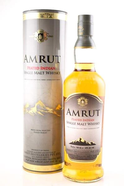 Amrut Peated 46%vol. 0,7l