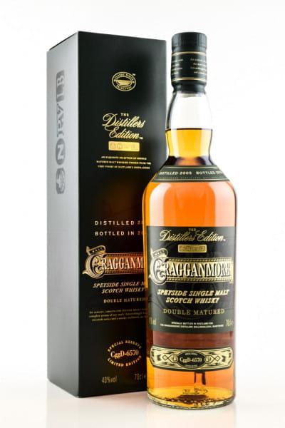 Cragganmore 2005/2018 Distillers Edition 40%vol. 0,7l - Mängelexemplar