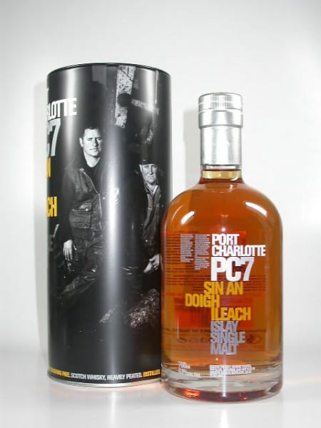 "*Port Charlotte PC7 ""Sin an doigh Ileach"" 61%vol. 0,7l"