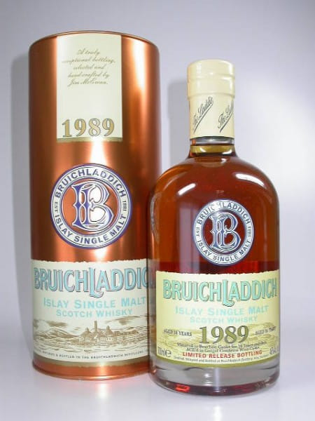 Bruichladdich 16 Jahre 1989/2006 Bourbon/Guigal Condrieu 46%vol. 0,7l