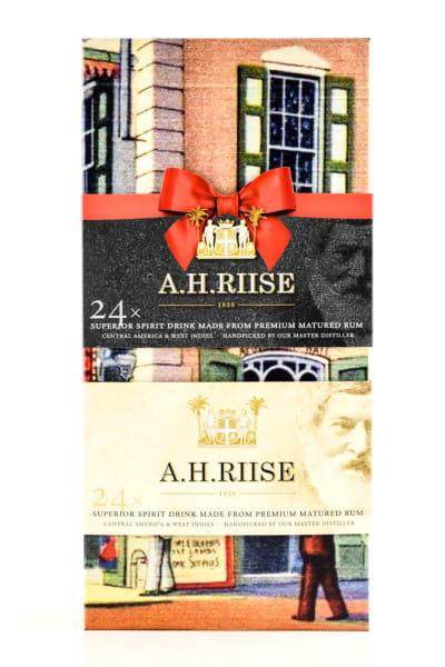 A.H. Riise Adventskalender 24x 0,02l