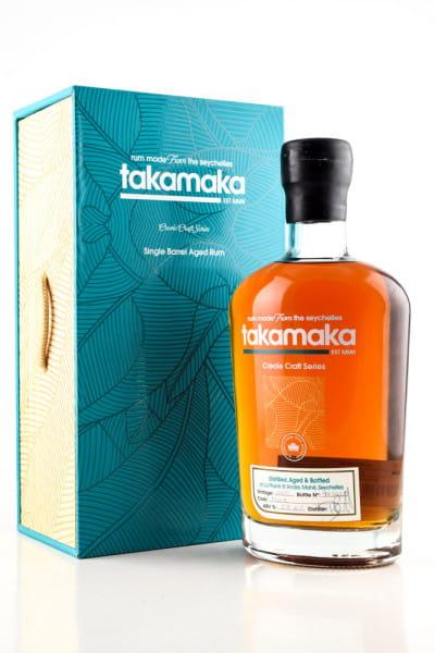 Takamaka Creole Craft Series Single Barrel 53,6%vol. 0,7l