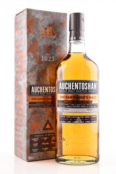 Auchentoshan The Bartender's Malt 47%vol. 0,7l
