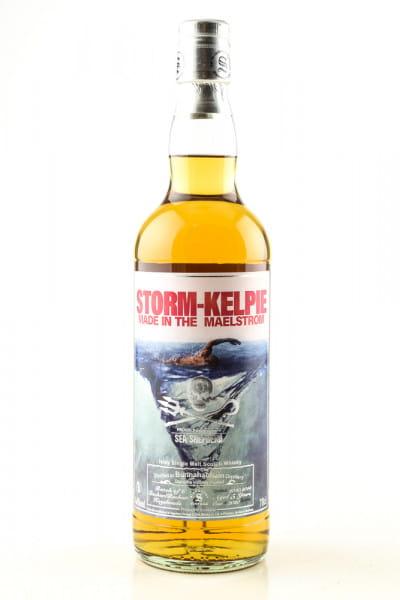 Bunnahabhain Staoisha 2014/2020 Storm-Kelpie Sea Shepherd 46%vol. 0,7l