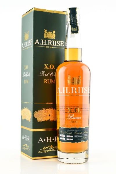 A.H. Riise XO Reserve Port Cask Finish 45%vol. 0,7l