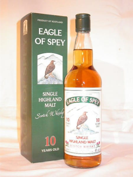 Eagle of Spey (Glenfarclas) 10 Jahre 40%vol. 0,7l