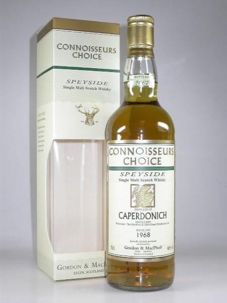 Caperdonich 1968/2007 Gordon & MacPhail Connoisseurs Ch. 46%vol. 0,7l