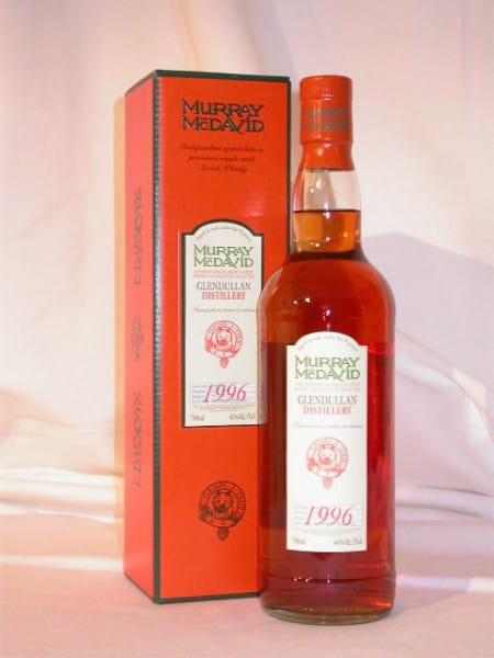 Glendullan 1996/2005 Bourbon/Madeira Murray McDavid 46%vol. 0,7l
