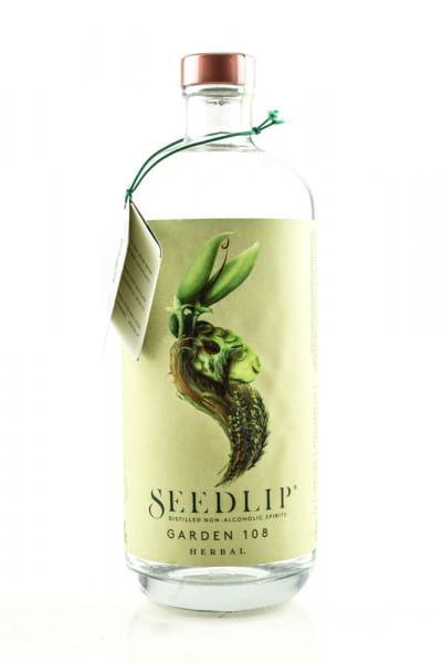 Seedlip Garden 108 Herbal - alkoholfreies Destillat 0,7l