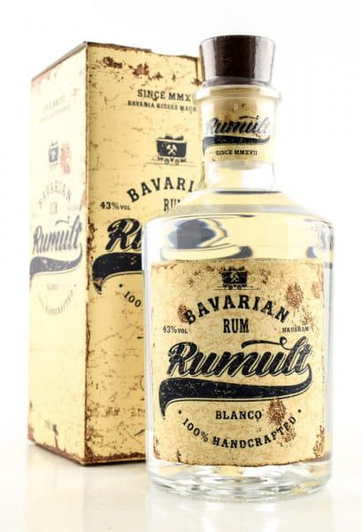 Rumult Blanco Bavarian Rum 43%vol. 0,7l