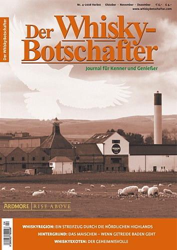 Der Whisky-Botschafter Heft 2008/4 Herbst