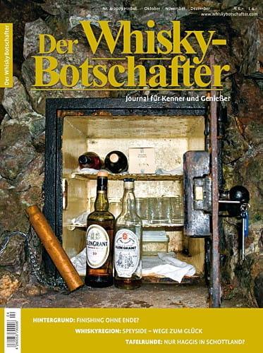 Der Whisky-Botschafter Heft 2009/4 Herbst
