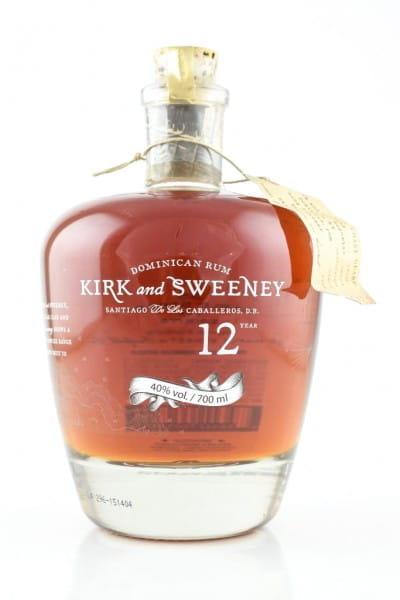 Kirk & Sweeney 12 Jahre 40%vol. 0,7l