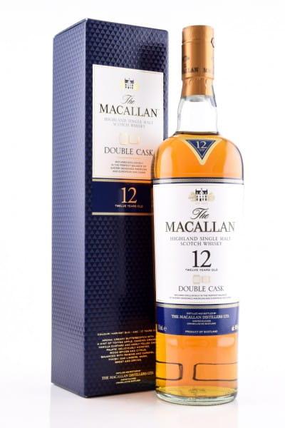 Macallan 12 Jahre Double Cask 40%vol. 0,7l