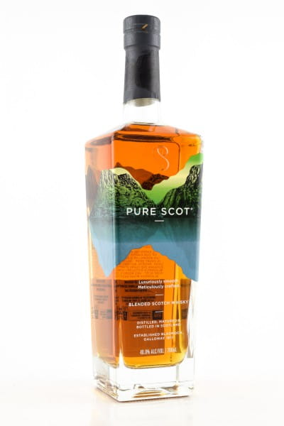 Pure Scot Blended Scotch Whisky 40%vol. 0,7l