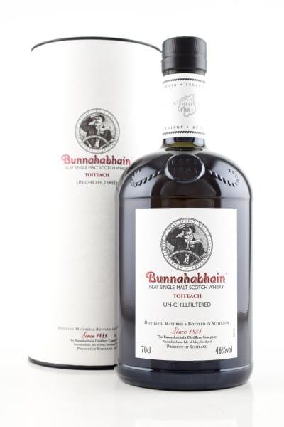 Bunnahabhain Toiteach 46%vol. 0,7l