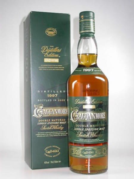 Cragganmore 1997/2009 Distillers Edition 40%vol. 0,7l