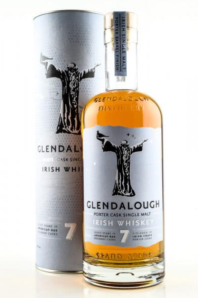 Glendalough 7 Jahre Porter Cask 46%vol. 0,7l