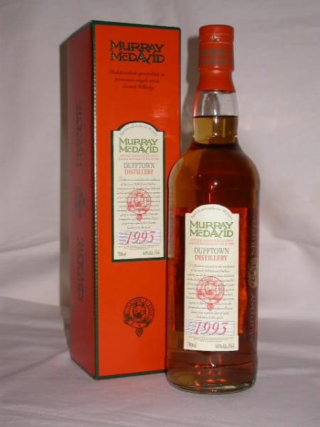 Dufftown 1993/2004 Bourbon/Syrah #2 Murray McDavid 46%vol. 0,7l