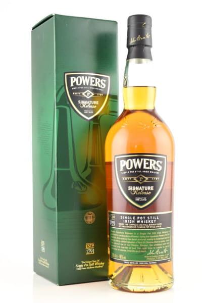 Powers Signature Release 46%vol. 0,7l