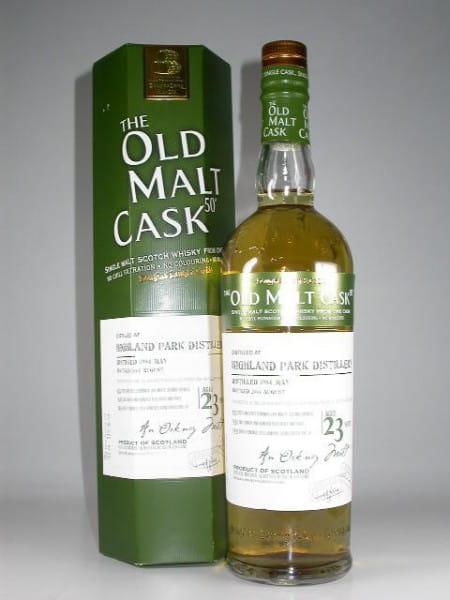"Highland Park 1984/2007 Douglas Laing ""Old Malt Cask"" 50%vol. 0,7l"