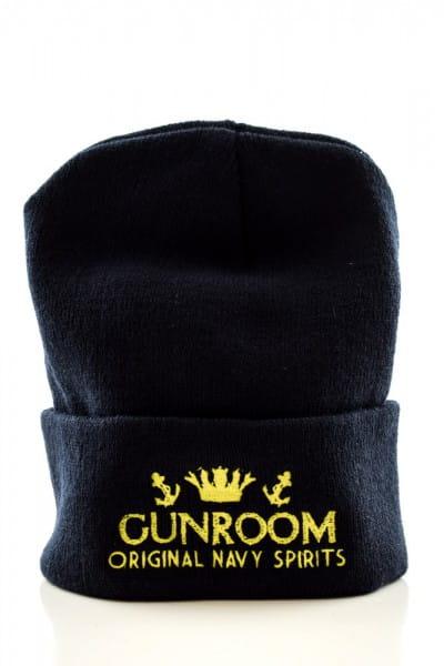 Gunroom - Beanie, schwarz