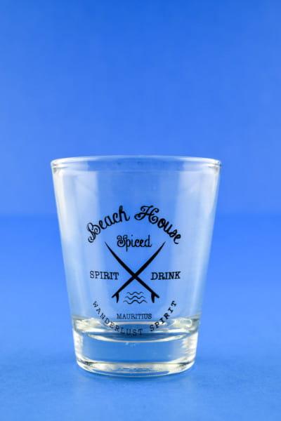 Beach House Spiced - Shotglas