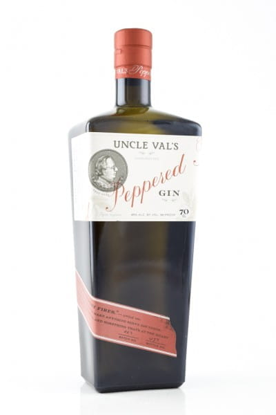 UNCLE VAL'S Peppered Gin 45%vol. 0,7l