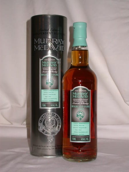 Highland Park 1989/2005 Sherry/Port Murray McDavid 46%vol. 0,7l