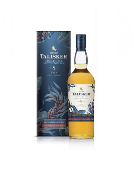Talisker 8 Jahre Special Release 2020 57,9%vol. 0,7l