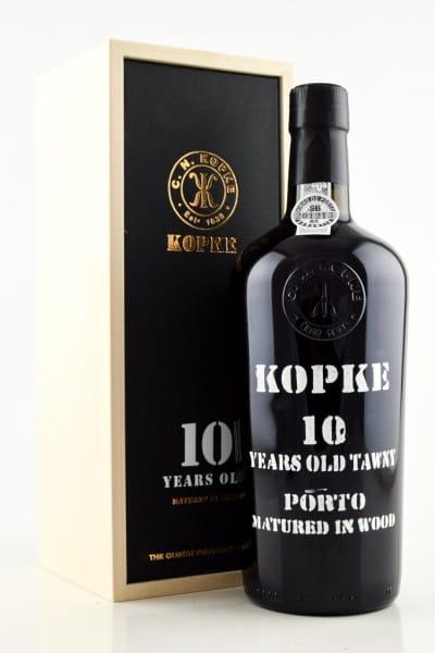 Kopke Tawny 10 Jahre 20%vol. 0,75l