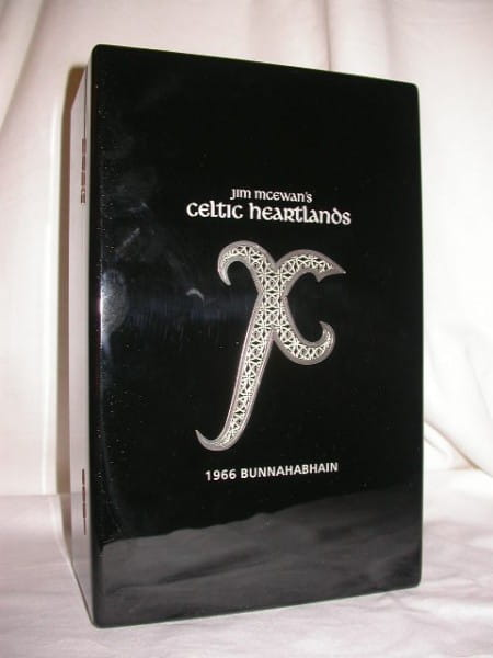 Bunnahabhain 1966 Celtic Heartlands Edition II Truhe