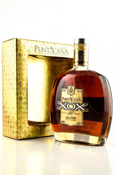 Puntacana Club XOX 50 Aniversario 40%vol. 0,7l