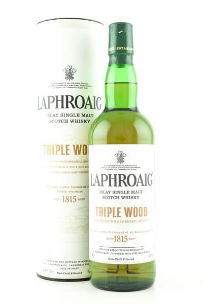 Laphroaig Triple Wood 48%vol. 0,7l