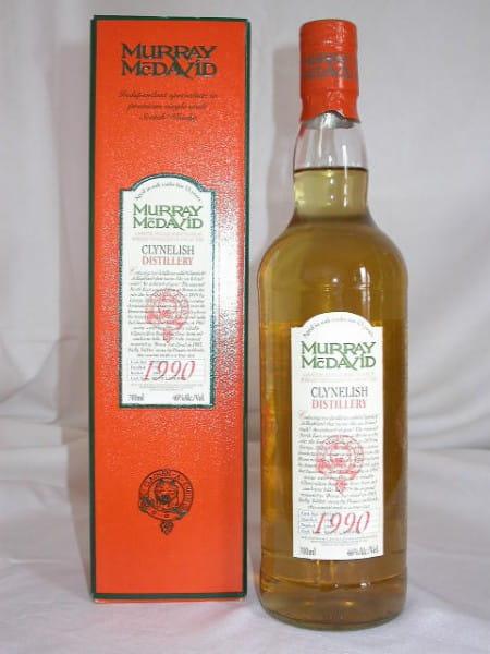Clynelish 1990/2004 Refill Sherry Murray McDavid 46%vol. Sample 0,1l