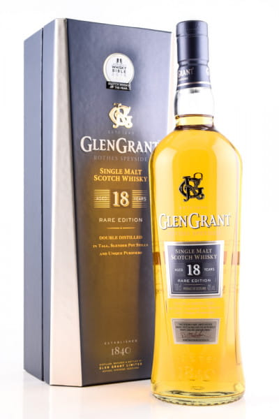 Glen Grant 18 Jahre Rare Edition 43%vol. 1,0l