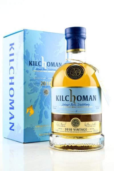 Kilchoman Vintage 2010 48%vol. 0,7l