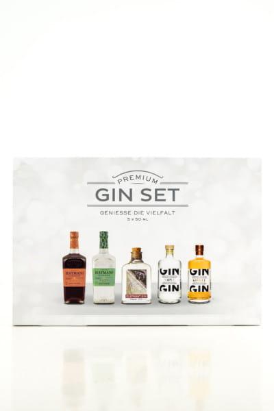 Gin Tasting Set 5x 0,05l