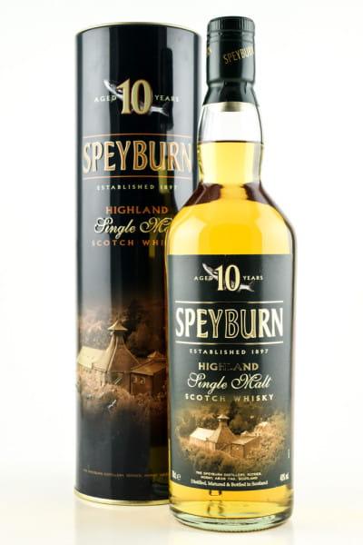 Speyburn 10 Jahre 40%vol. 0,7l