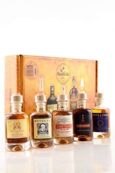 Rum Tasting Selection 5x 0,04l