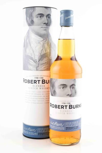 Arran Robert Burns Blended Scotch Whisky 40%vol. 0,7l