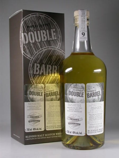 Double Barrel 9 Jahre - Ardbeg & Glenrothes Douglas Laing 46%vol. 0,7l