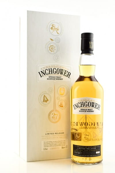 Inchgower 27 Jahre Special Release 2018 55,3%vol. 0,7l