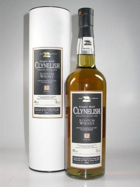 Clynelish 12 Jahre Bottled 2009 FOTCM 46%vol. 0,7l