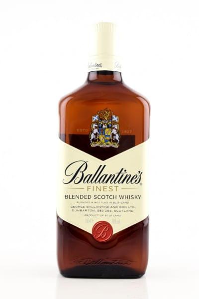 Ballantine's Finest Blended Scotch Whisky 40%vol. 0,7l