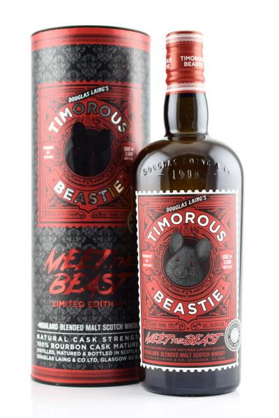 Timorous Beastie - Meet the Beast 54,9%vol. 0,7l